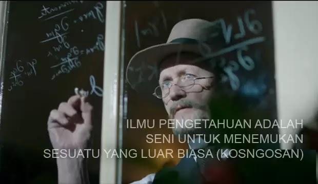 kata mutiara ilmuwan