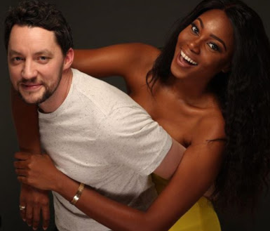 Yvonne Nelson And Baby-Daddy