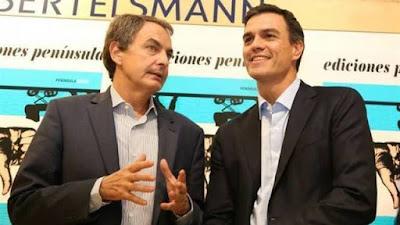 Zapatero, otegi, cataluña, charla, eta, golpistas