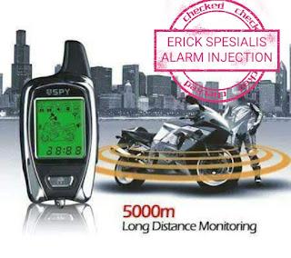 Spesialis Alarm Injection