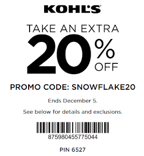Kohls yes pass coupon 20% off sitewide 2016