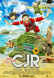 Download Film CJR The Movie: Lawan Rasa Takutmu (2015) WEB-DL