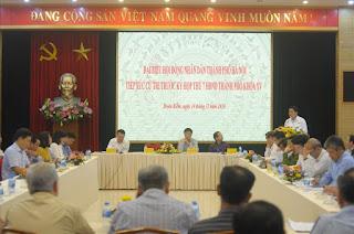 Hà Nội nêu rõ trách nhiệm, xử lý nghiêm túc vụ vi phạm đất rừng Sóc Sơn