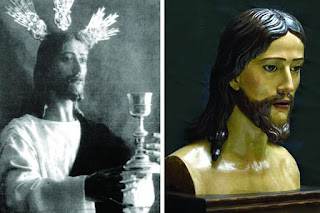 El busto del primitivo Señor de la Cena continúa a la venta