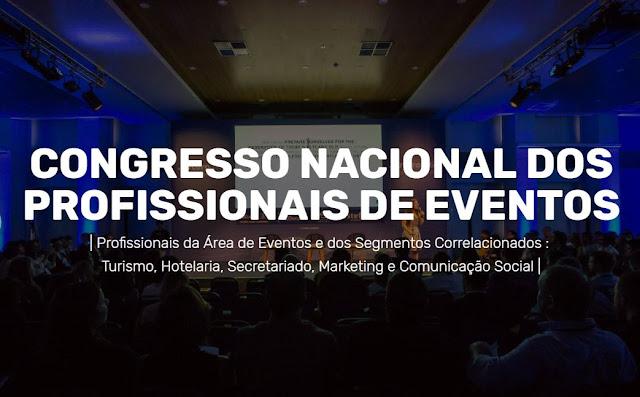 Congresso dos profissionais de eventos reunirá 24 especialistas do setor
