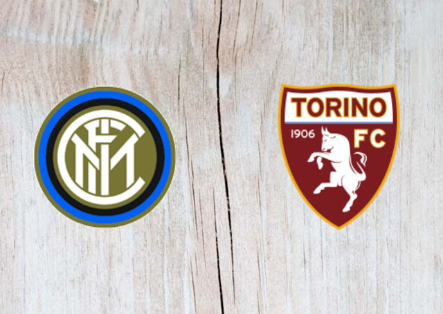 Inter Milan vs Torino Full Match & Highlights 13 July 2020