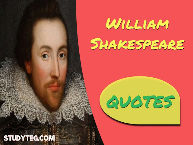 william shakespeare quotes about life