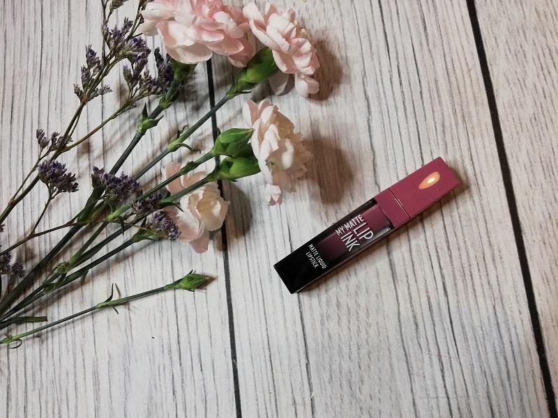 Golden Rose My Matte Lip Ink Matte Liquid Lipstick
