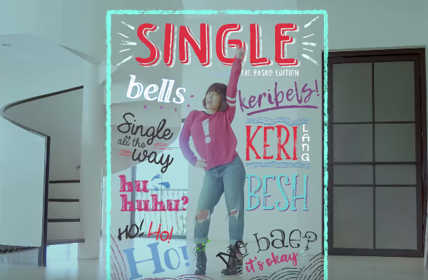 McDonald's new #SingleBellsKeribels; the Ultimate Holiday Anthem for all the single people out there