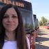 La presentazione dei nuovi bus per Roma