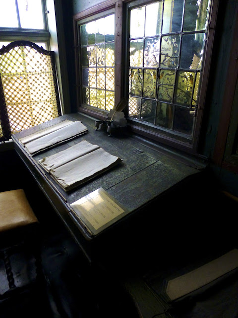 Escritorio del Museo Hanseático