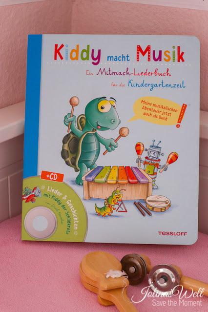 Buch Kiddy macht Musik