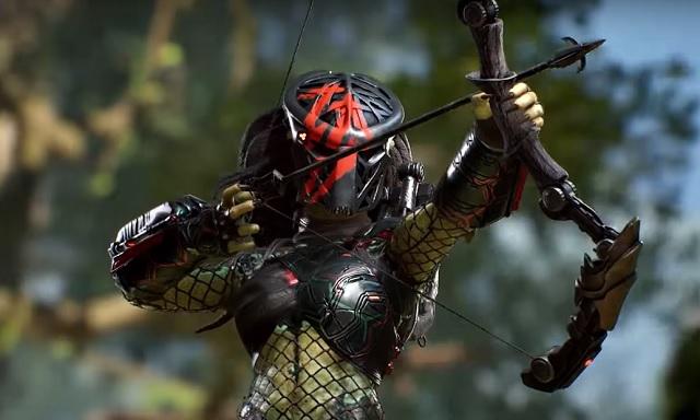 Predator: Hunting Grounds/Sony Interactive Entertainment/Reprodução
