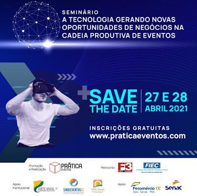Prática Eventos realiza seminário gratuito com foco na tecnologia