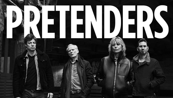 "New arrival on the waves by  Pratica  Radio : July 2020 , Pretenders band come back with  ""Hate for sale""  (now on air by  American  Road  Radio )"