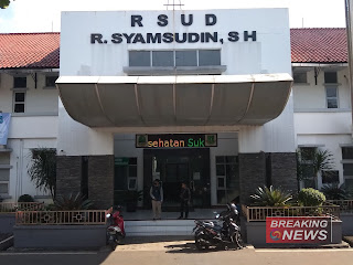 RSUD R. Syamsudin, S.H. (Bunut)