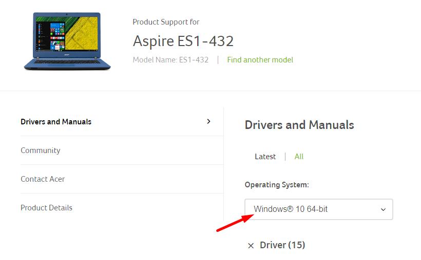 Touchpad Laptop Acer Tidak Berfungsi