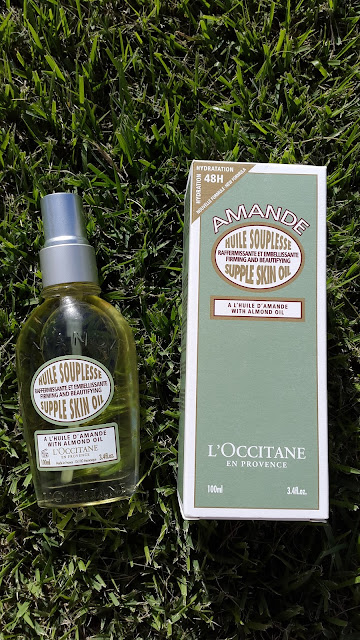 L'Occitane Almond Smoothing and Beautifying Supple Skin Oil - www.modenmakeup.com