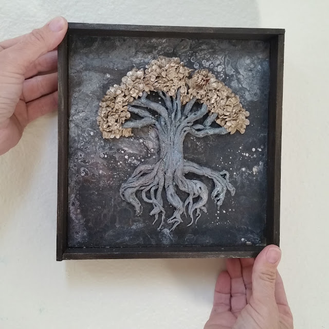 tree of life by Eileen A Art