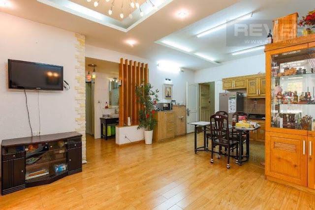 Bán căn hộ full nội thất chung cư Khánh Hội 2.