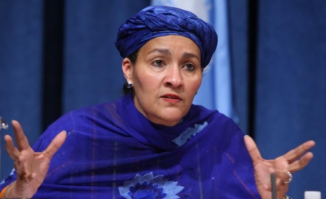 Nigeria's Amina Mohammed Appointed UN Deputy Secretary-General