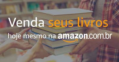 Venda seus livros hoje na Amazon