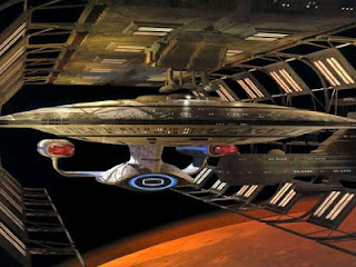 USS ENTERPRISE NCC 1701-D