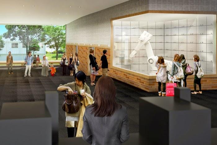 تشغيل فندق ياباني باكامل من قبل الروبوتات