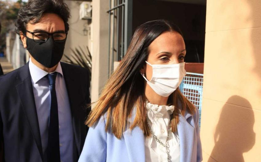 """Agustina Cosachov, psiquiatra de Maradona, declaró que """"no estaba a cargo de su seguimiento clínico"""""""
