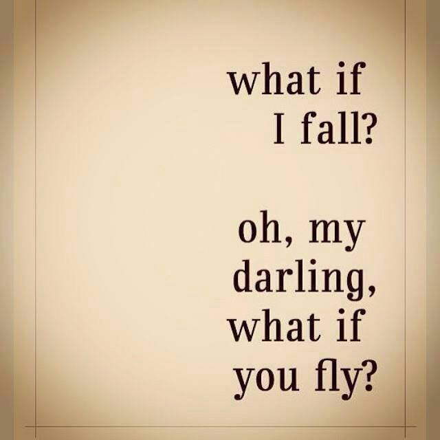Fall, Fly, Darling,
