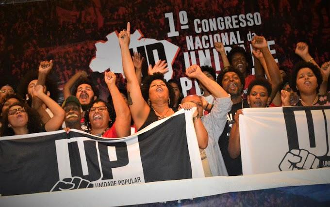 Novo partido de esquerda, Unidade Popular surge para 'derrotar o fascismo hoje'