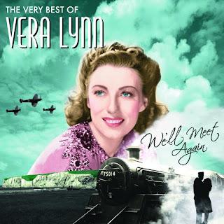 Carátula del álbum de grandes éxitos de Vera Lynn.