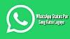 WhatsApp Status Par Song Kaise Lagaye? व्हाट्सएप्प स्टेटस पर वीडियो कैसे लगाए - WhatsApp Status Par Music Kaise Lagaye