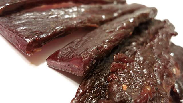 dark ale beef jerky