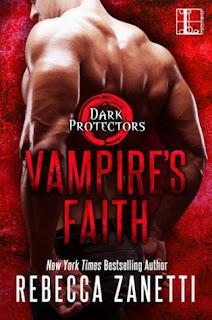 Vampire's Faith by Rebecca Zanetti