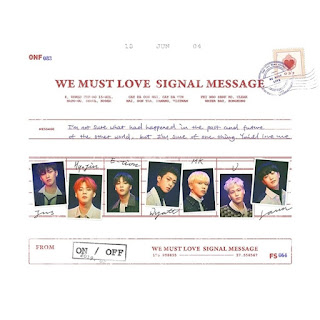 ONF - WE MUST LOVE Albümü