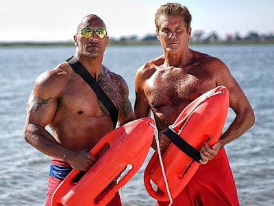 Nuevas imágenes del reparto de 'Baywatch'
