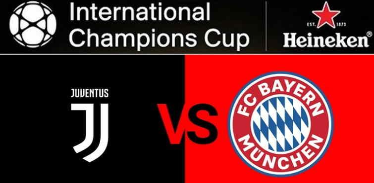 Hasil Juventus vs Bayern Munchen Skor Akhir 2-0 [ICC 2018]
