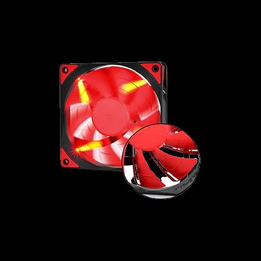Fan TF (Blue, Red)-Fan size 120×120×26mm