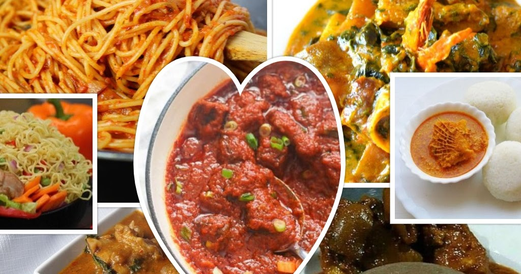 Nigerian Foods And Their Recipes