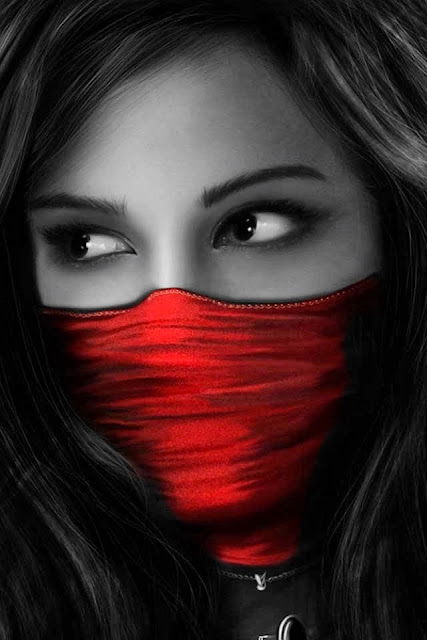 Beautiful colorful pictures and gifs a touch of red for Colores sensuales