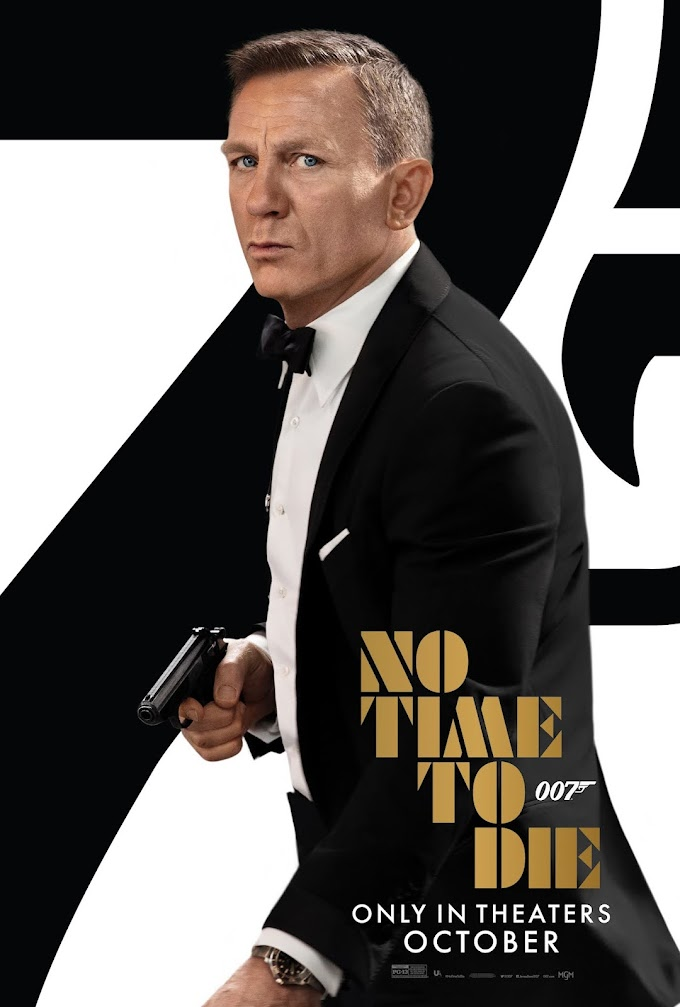 Download No Time to Die (2021) {Hindi Cam Audio} HD-CamRip 480p [470MB] || 720p [1.3GB]