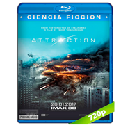 Attraction: La guerra ha comenzado (2017) BRRip 720p Audio Dual Latino-Ruso