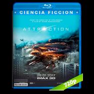 Attraction: La guerra ha comenzado (2017) BRRip 720p Audio Dual Latino-Ruso