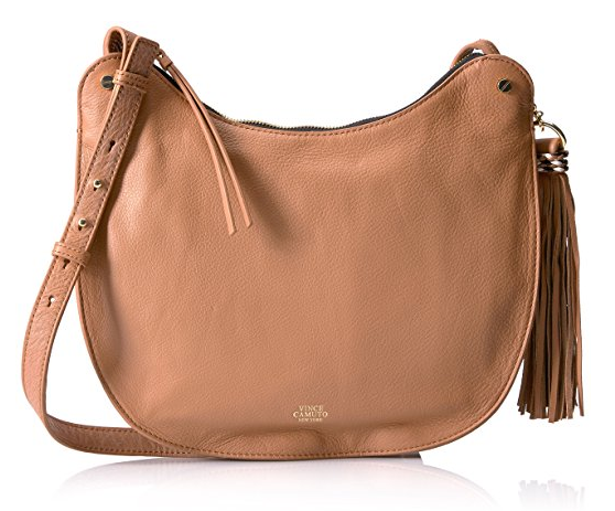 Amazon: Vince Camuto Chana Crossbody only $60 (reg $248) + Free Shipping!