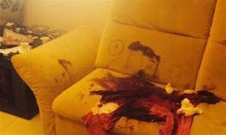 """ام تقتل طفلتيها ب37 طعنة داخل منزلها """"اضغط للتفاصيل"""""""