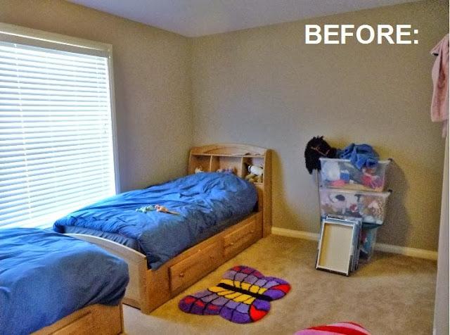 D i y d e s i g n ask abby how to pull off a shared boy - Shared girl bedroom ideas ...