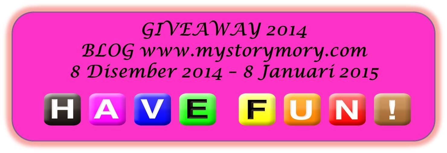 http://www.mystorymory.com/2014/12/giveaway-2014-bersama-mystorymorycom.html