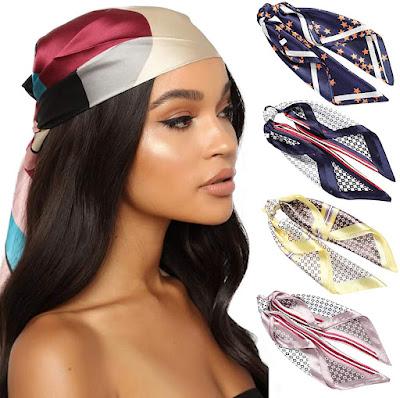 Best Satin Head Scarves for Women