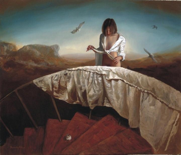 Ricardo Fernandez Ortega. Современный художник-сюрреалист 11
